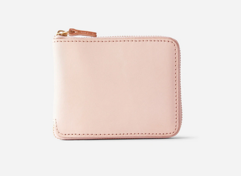Natural Coupe Wallet