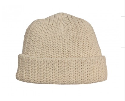 Small Cotton Knit Hat