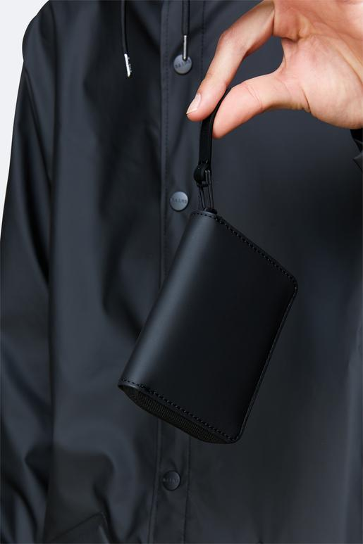 Black Small Wallet
