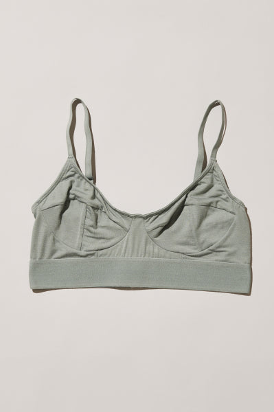 Juliet Green Soft Bra