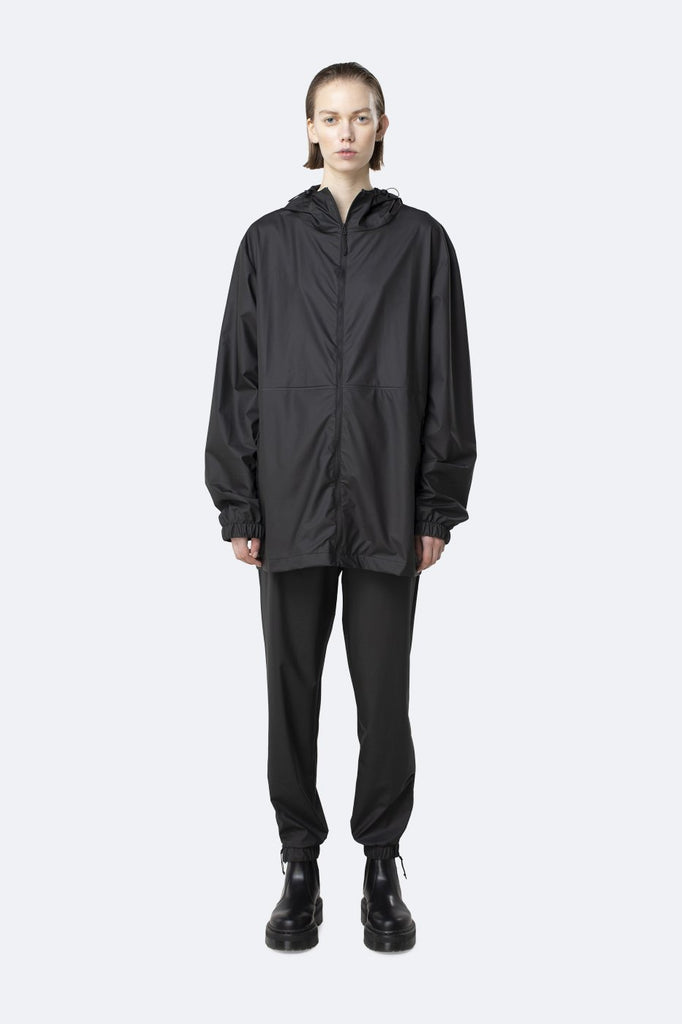 Black Ultralight Jacket