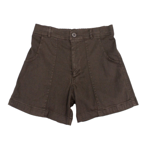 Espresso Brown Venice Shorts