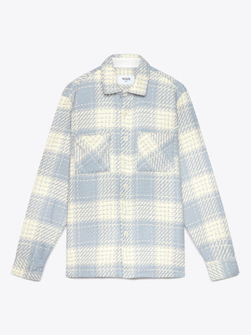 Raindrop Beatnik Whiting Shirt