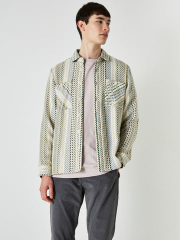 Mint Green Hound Whiting Shirt