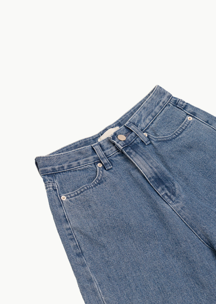 Wide Fit Denim