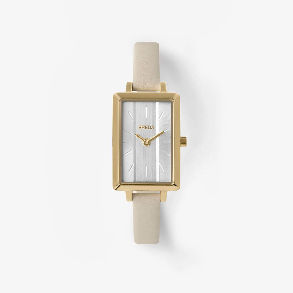 Eva Watch - Gold/Cream