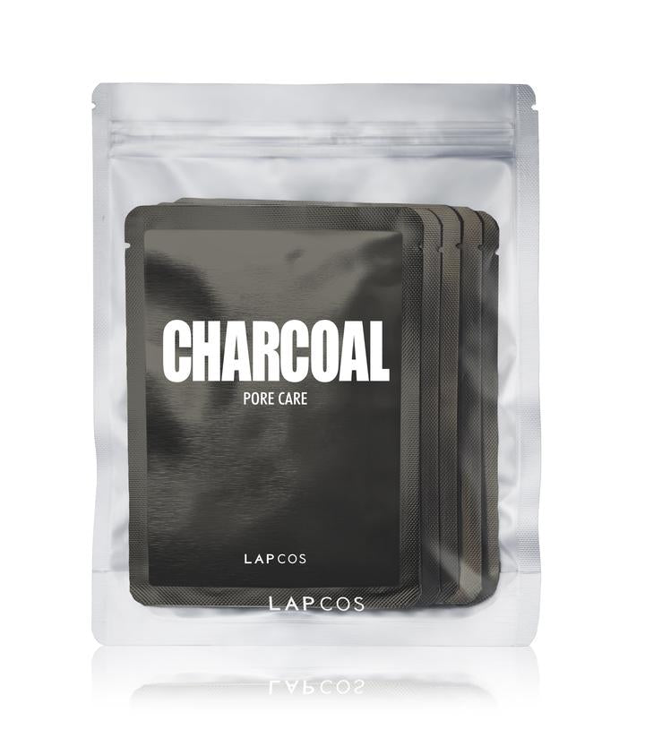 Charcoal Face Mask (5 pack)