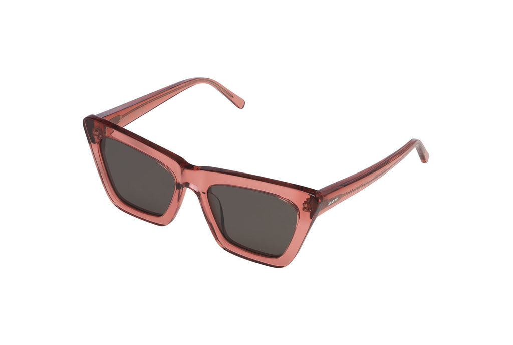 Dirty Pink Jessie Sunglasses