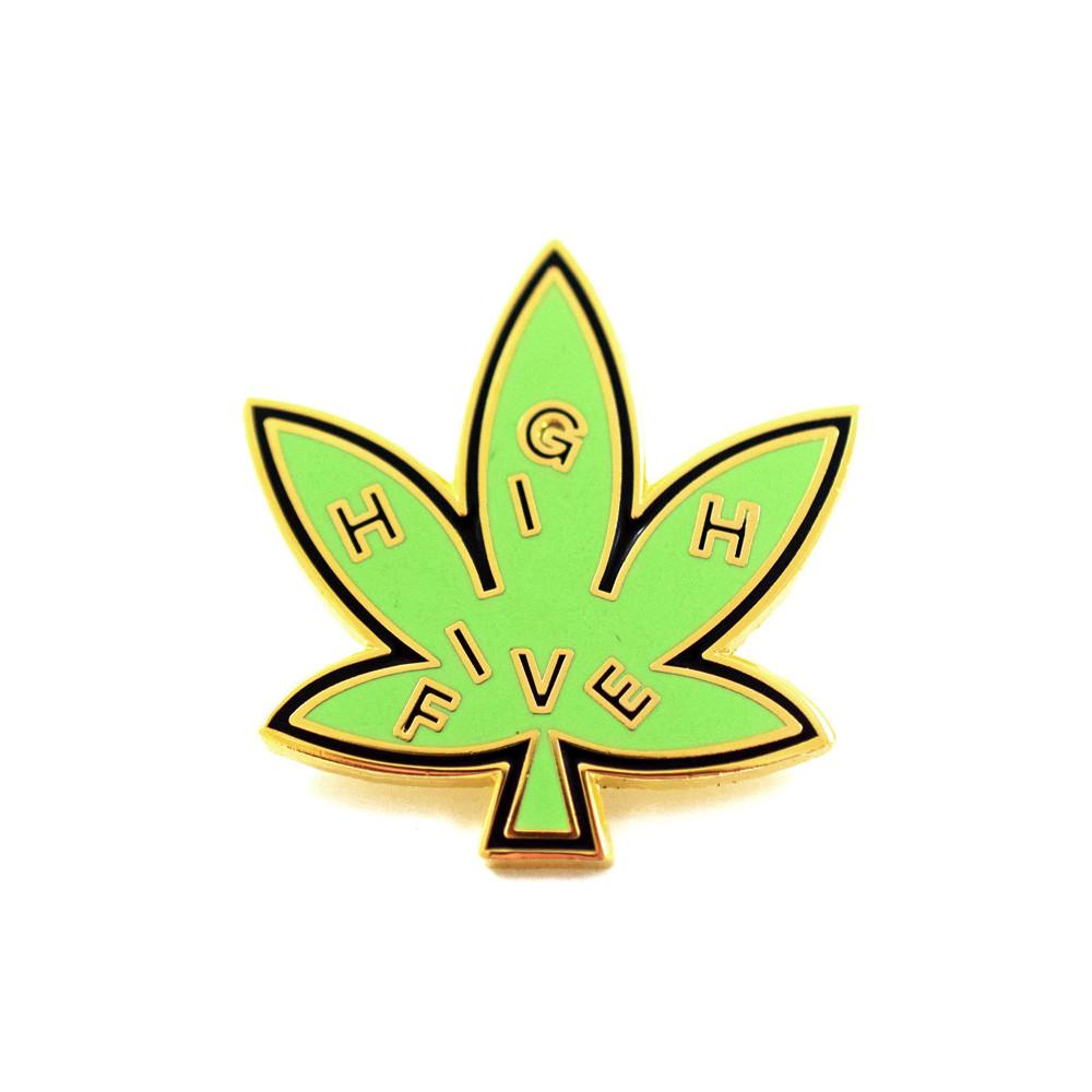 High Five Pin