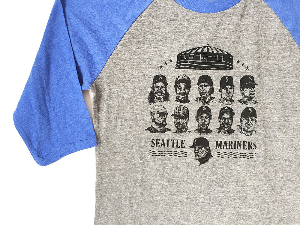 Mariners Baseball T-shirt