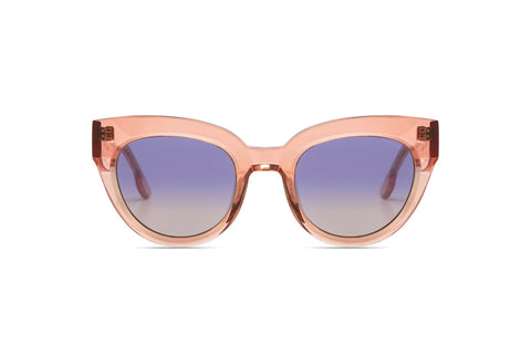 Dirty Orange Lucile Sunglasses
