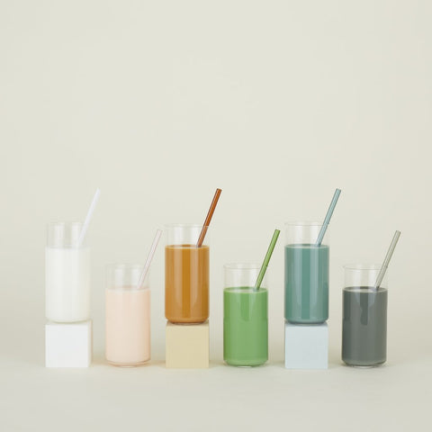 Essential Glass Straws
