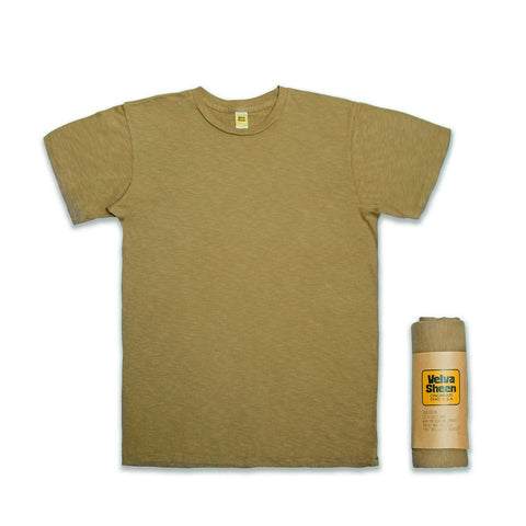Olive Short Sleeve Regular Tee