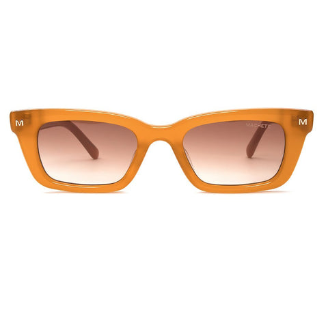 Ruby Sunglasses in Cognac