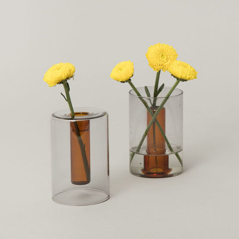 Small Reversible Vase