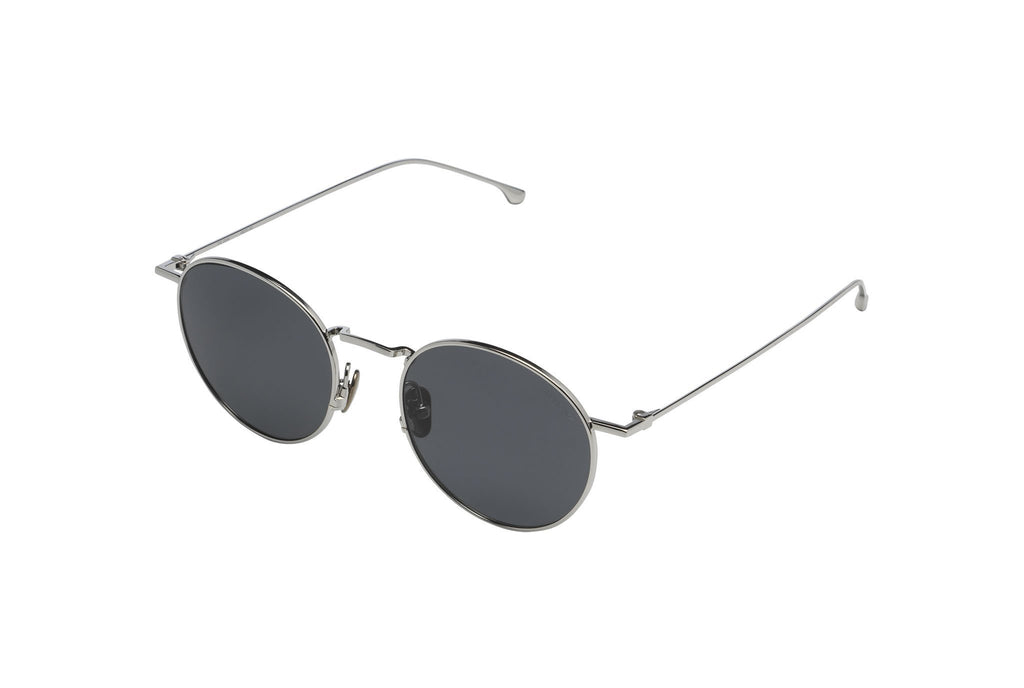 Silver Smoke Dean Sunglasses
