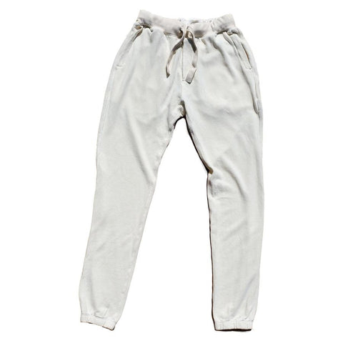 Washed White Yelapa Sweatpant