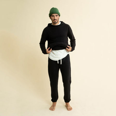 Black Yelapa Sweatpants