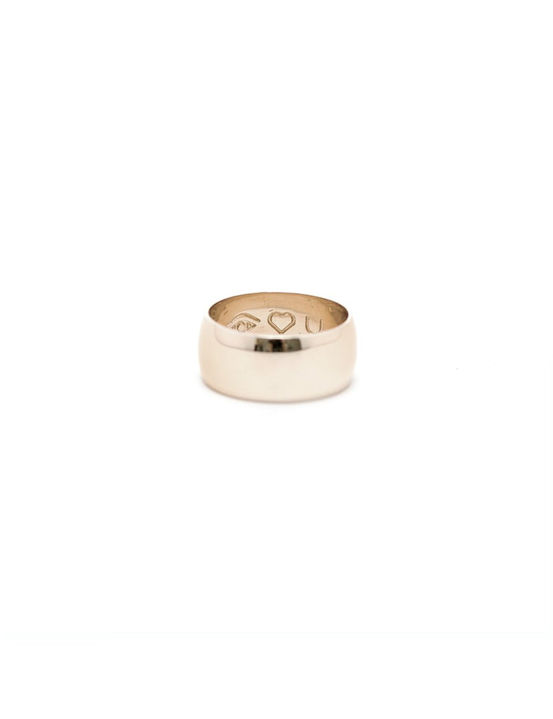 Young Americans Cigar Band Ring