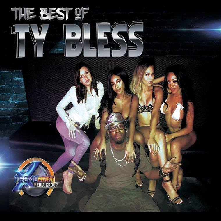 THE BEST OF TY BLESS