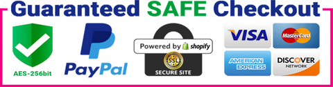 Safe Checkout SSL Certified