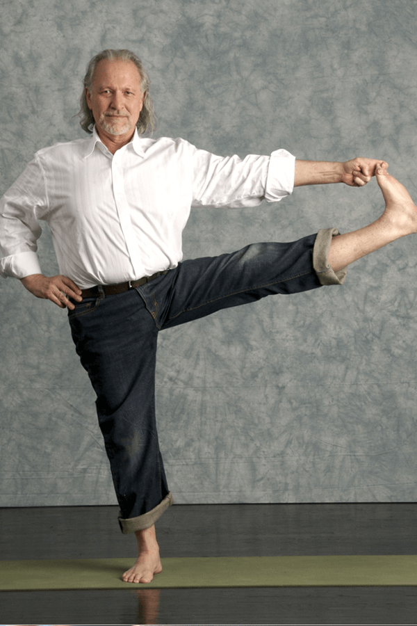 ISHTA yoga founder Alan Finger