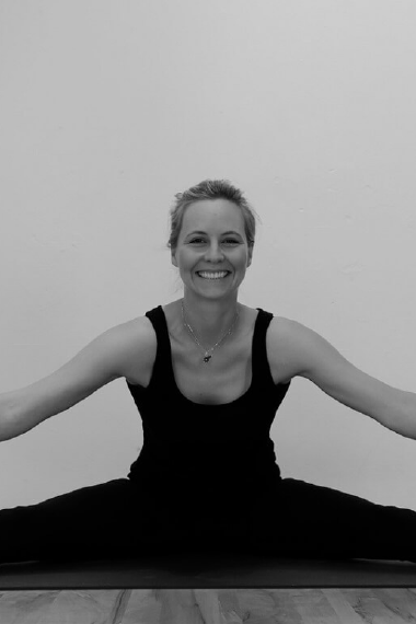 An Easy Guide to Upavistha Konasana, or Wide Angle Seated Forward Bend