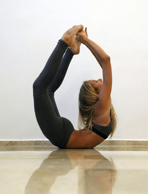 Neyu Marques's Personal Yoga Journey