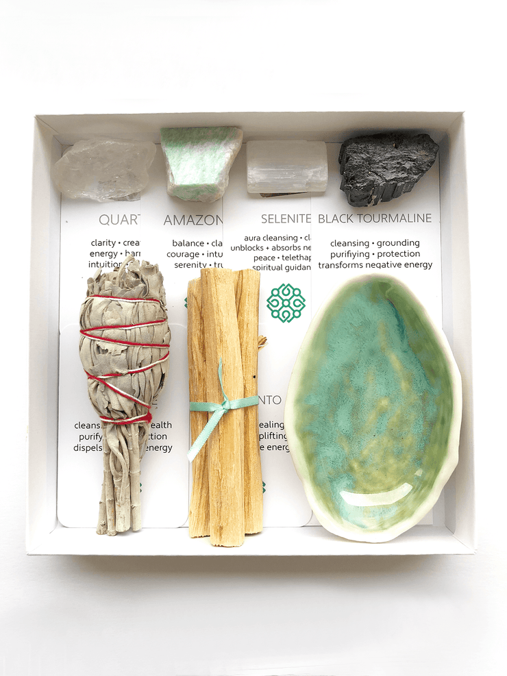 Deluxe Cleansing Ritual Kit