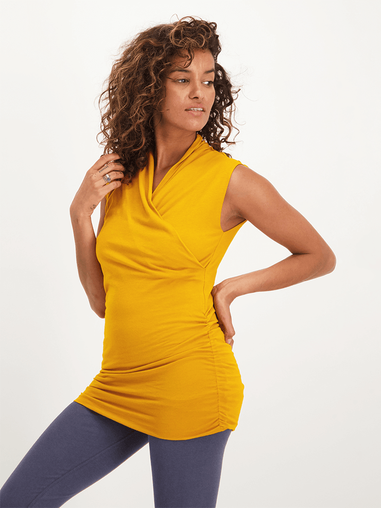 Good Karma Organic Yoga Tank - Urban Goddess - £44.95