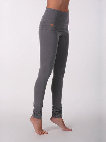 Shaktified Organic Yoga Leggings - Volcanic Glass - Urban Goddess - £59.95