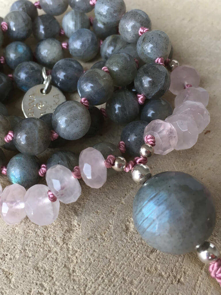 Loving Protection Half Mala