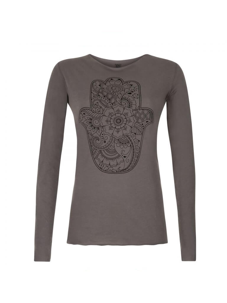 Yoga Shirt Protection - Volcanic Glass - Urban Goddess - £39.95