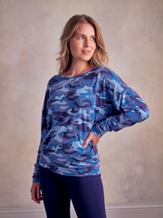 Long Sleeve Batwing - Asquith - £62.00