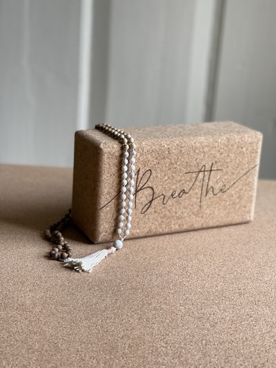 Breathe Eco Cork Yoga Brick