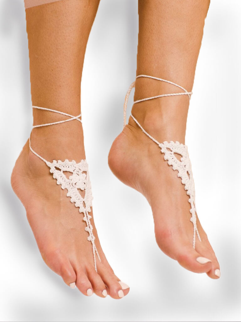 Uma Barefoot Sandals Foot Jewellery