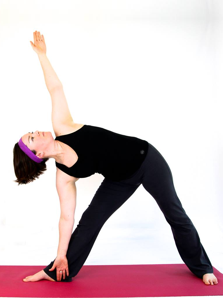 Prop Yourself Up Yoga Workshop with Alex Yoga