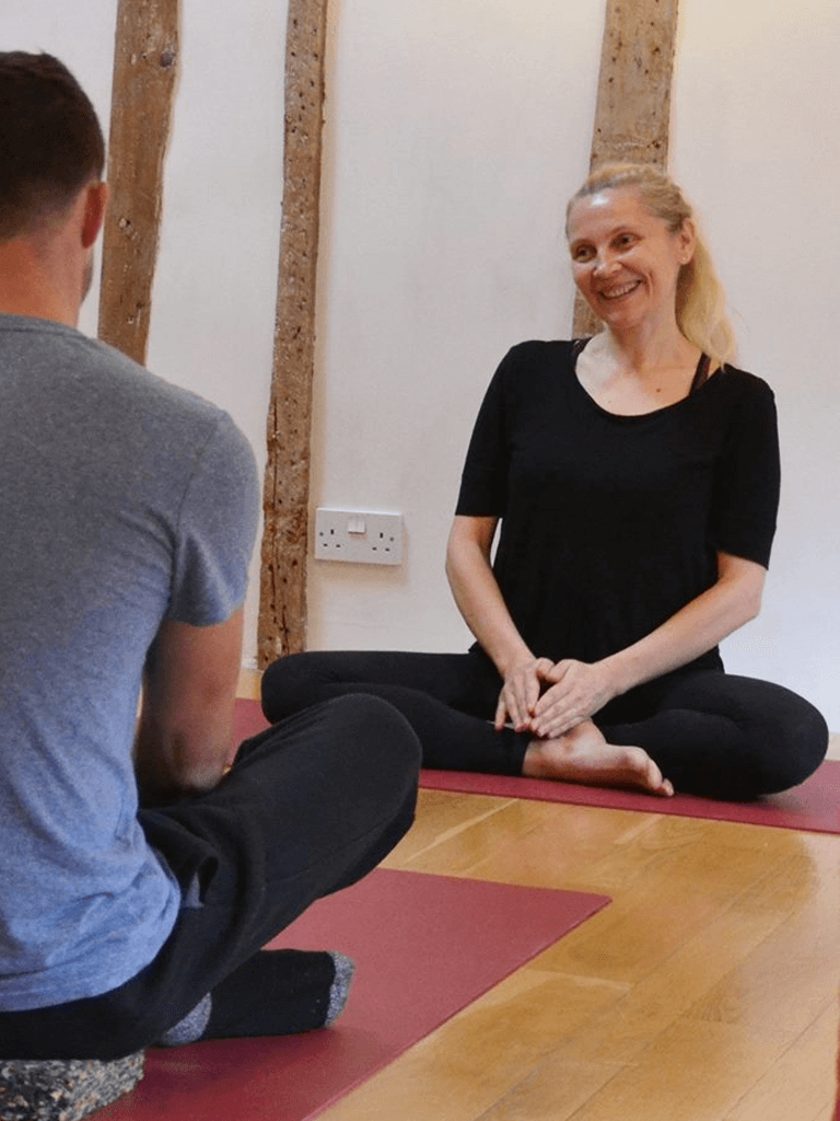 Neck and Shoulders Yoga Class with Anya Konefal (Saturday 9th)