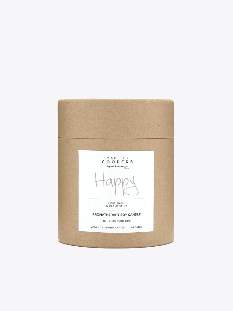Soy Candle - Happy