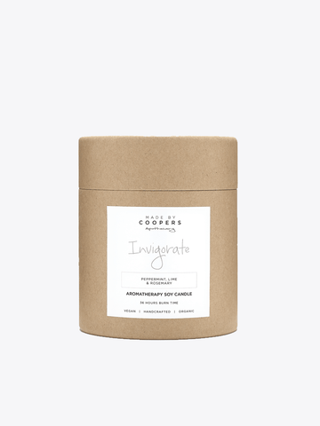 Soy Candle - Invigorate