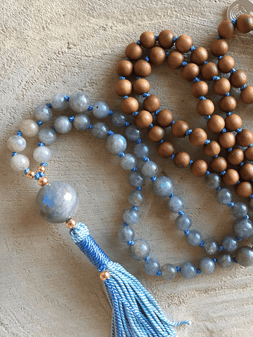 The Protector Mala Necklace