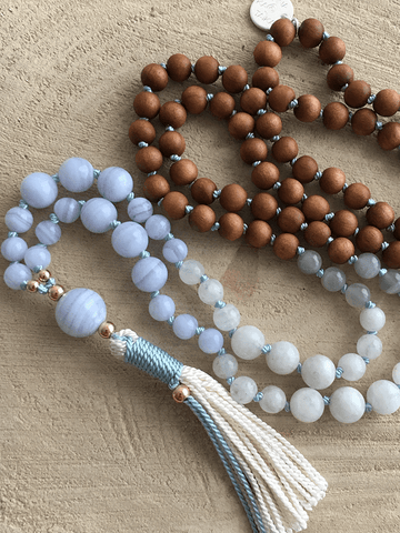 The Truthseeker Mala Necklace