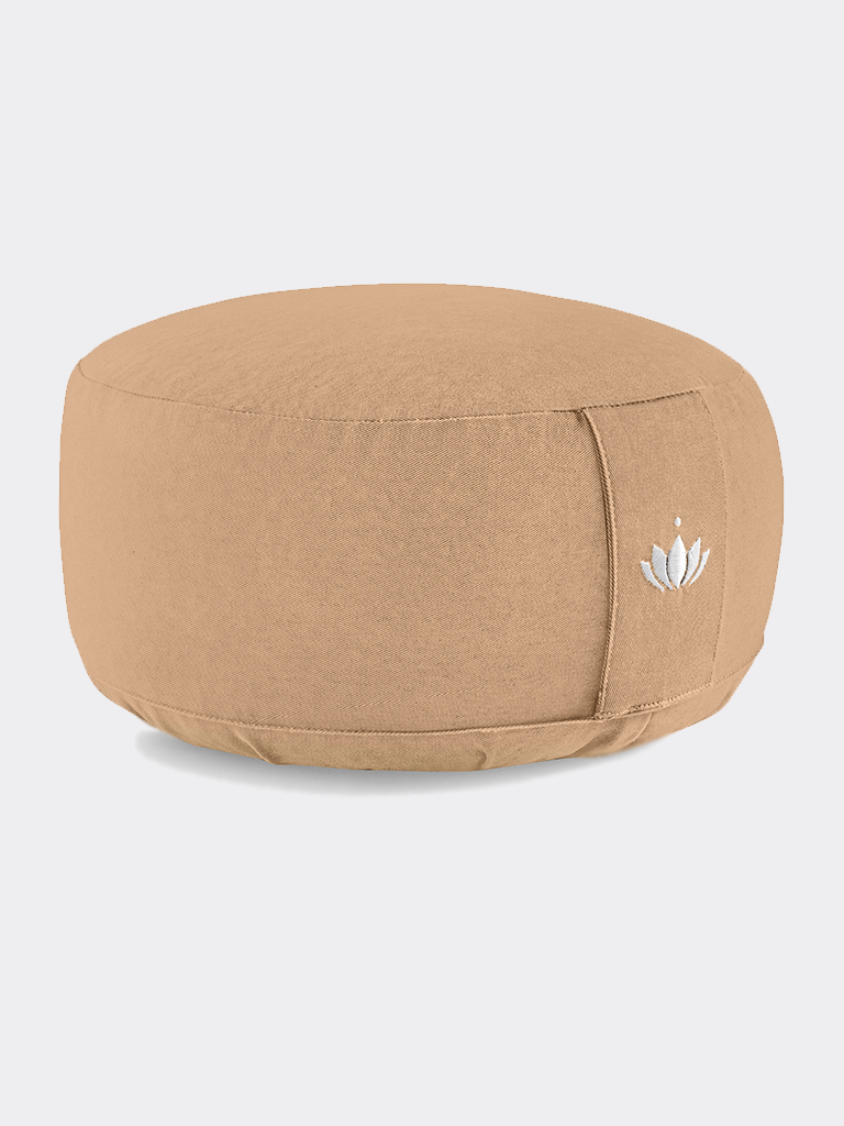"Meditation Cushion ""Lotus"" STANDARD (15 cm) - Sand"