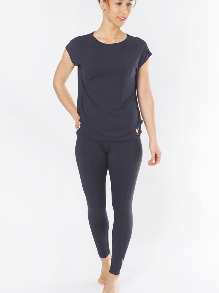 Yoga Top Varuna - Anthracite