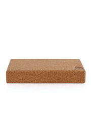 Eco Cork Yoga Block - YogaClicks - £12.95
