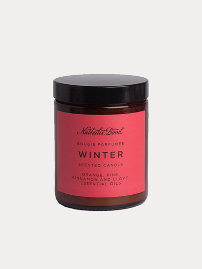 Soy Candle - Winter - Nathalie Bond - £19.50