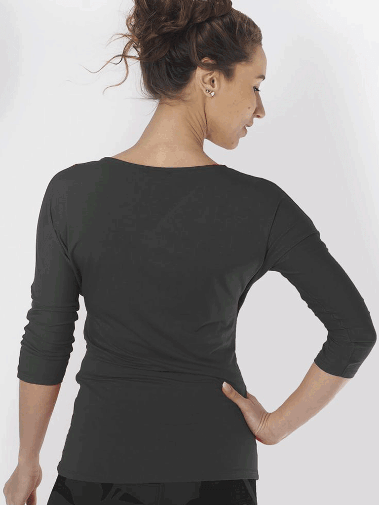 Yoga Top Indra - Anthracite