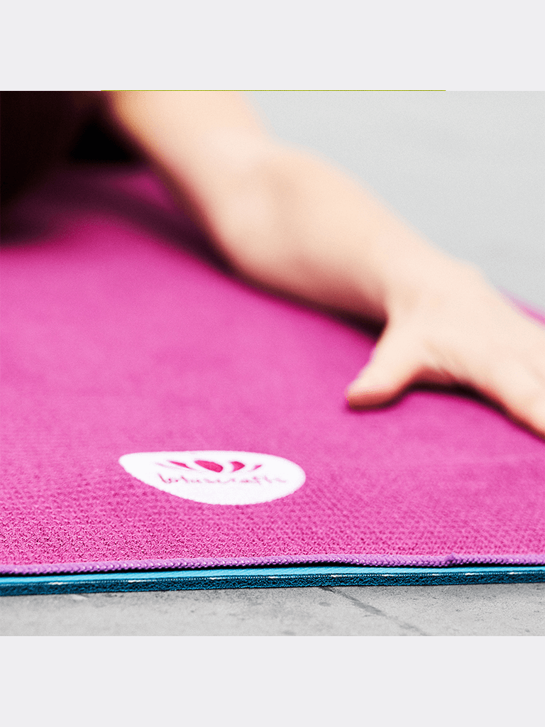 Yoga Towel GRIP - Bordeaux