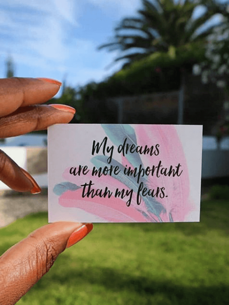Affirmation Cards - A Life More Inspired - £19.99