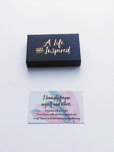 A Life More Inspired Card Decks Affirmation Cards